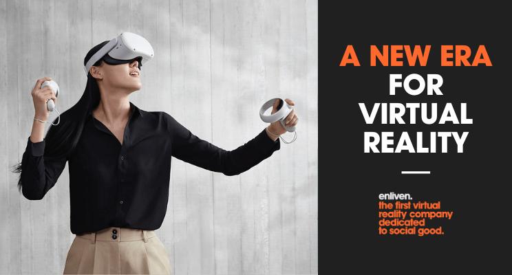 Begin van een nieuw tijdperk voor virtual reality.